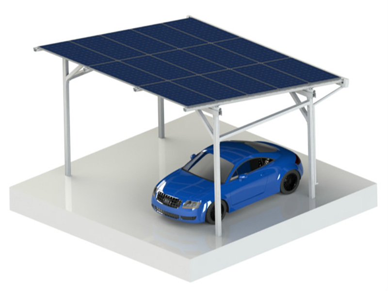 Waterproof Solar Carport Mounting System